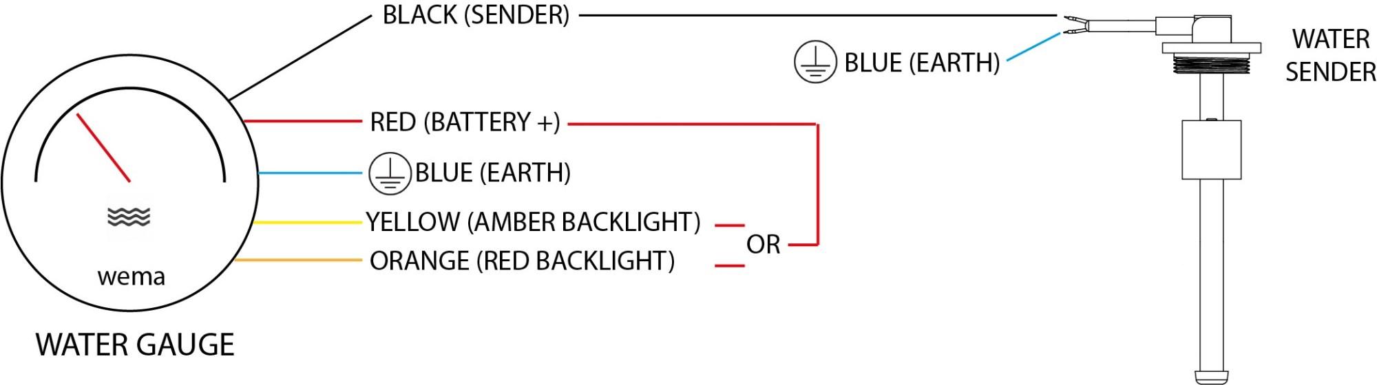 hight resolution of marine fuel gauge diagram wiring diagrams schematics and