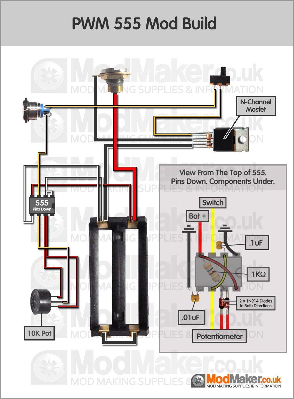 hight resolution of diy vape mod box wiring diagram raptor