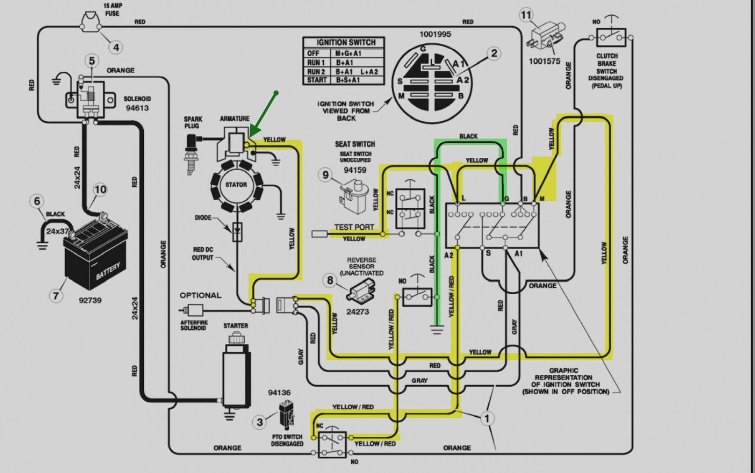 briggs and stratton charging system wiring diagram chevy 350 5 7 tbi engine diagrams library 27hp free rh xwiaw us voltage regulator