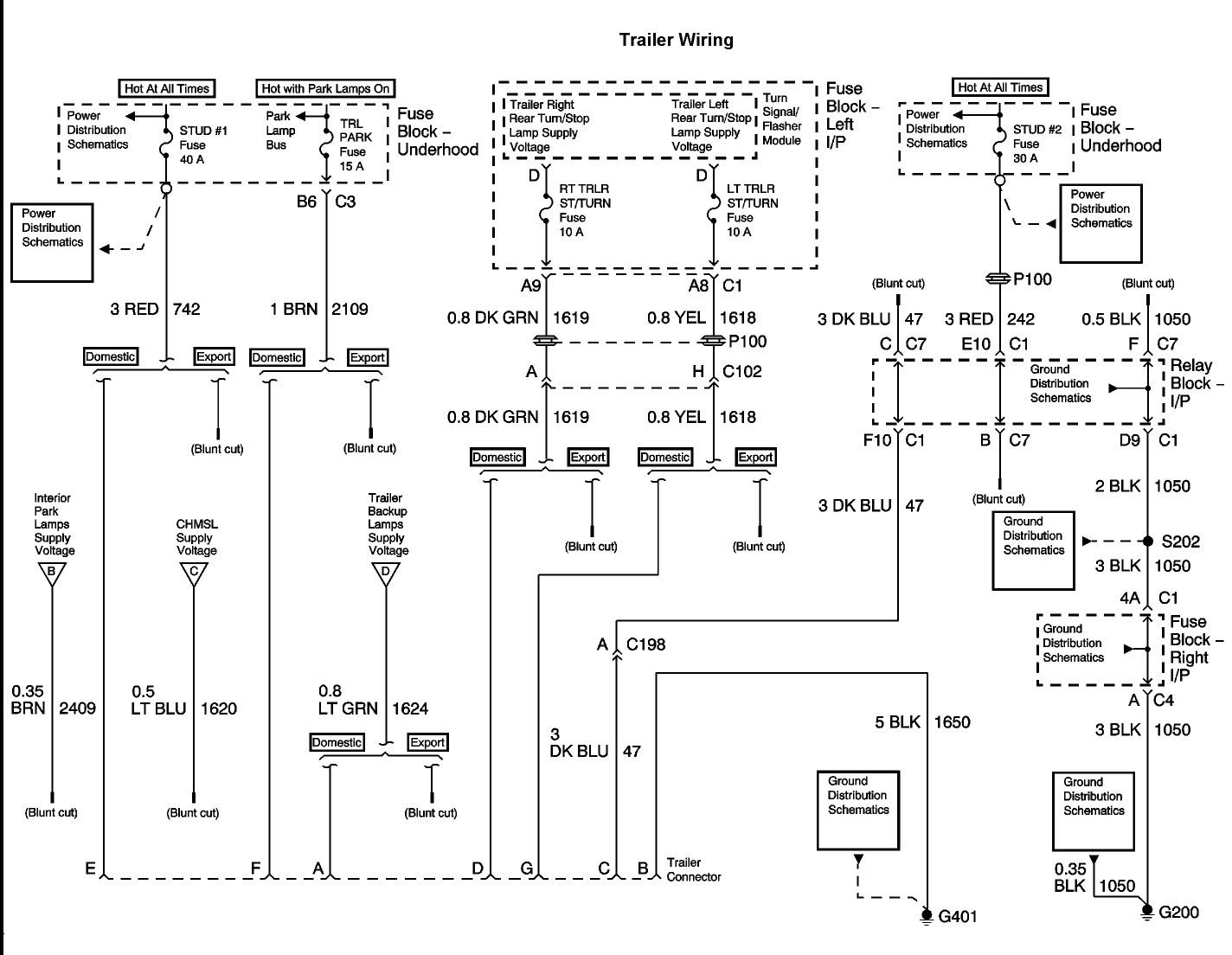 2007 chevy avalanche parts diagram bmw e46 wiring 2002 chevrolet lights