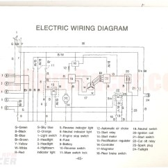 Wiring Diagram For Chinese 50cc Atv Wire Diagrams Cars Sunl Engine Best Site Harness