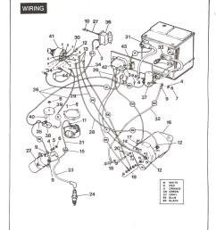 ev conversion schematic auto mobile schematic diagram columbia par car 48v wiring diagram [ 1516 x 1829 Pixel ]