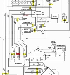 48 volt 2003 club car wiring diagram dsl model electrical wiring yamaha golf cart 36 volt [ 1600 x 2100 Pixel ]