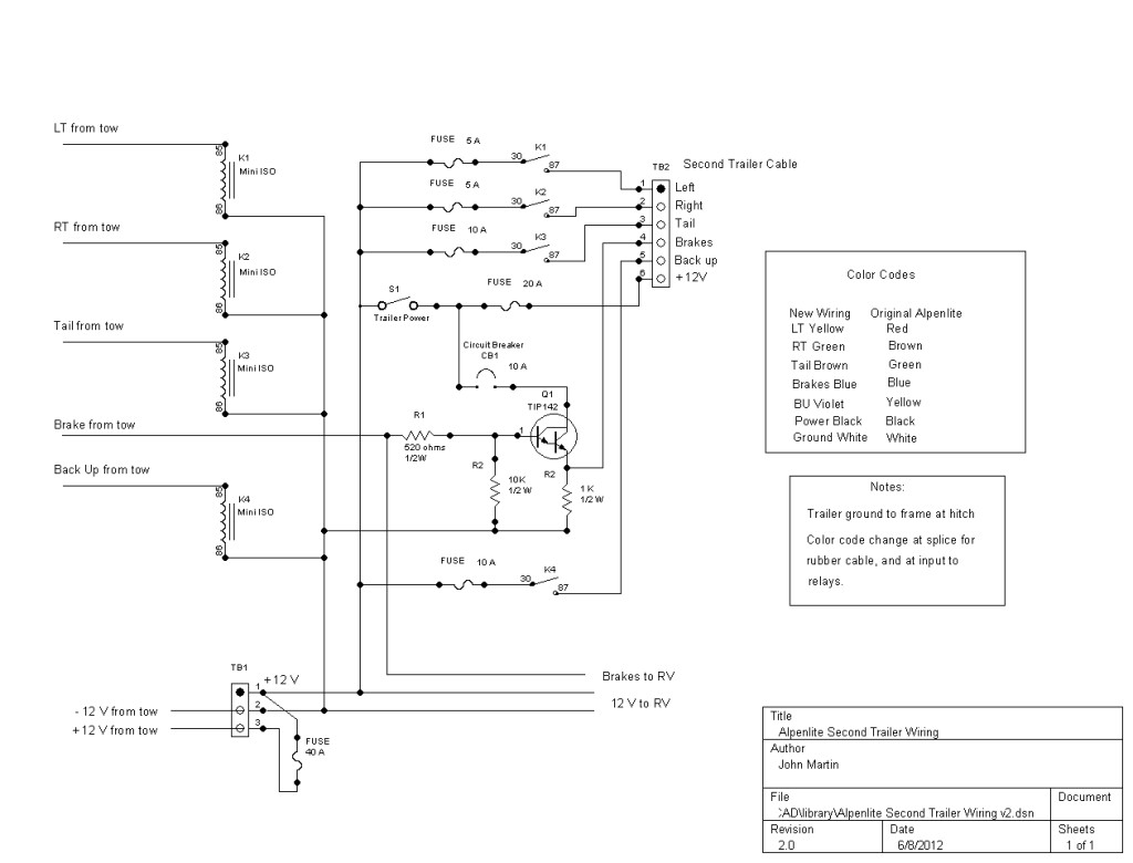 hight resolution of wiring for trailer lights inside dodge ram diagram in nissan titan 7 pin