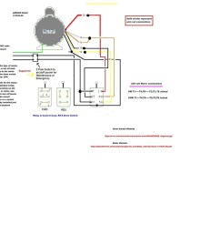 Doerr Lr22132 Motor Diagram - wiring leeson from 230 to 115 ... on