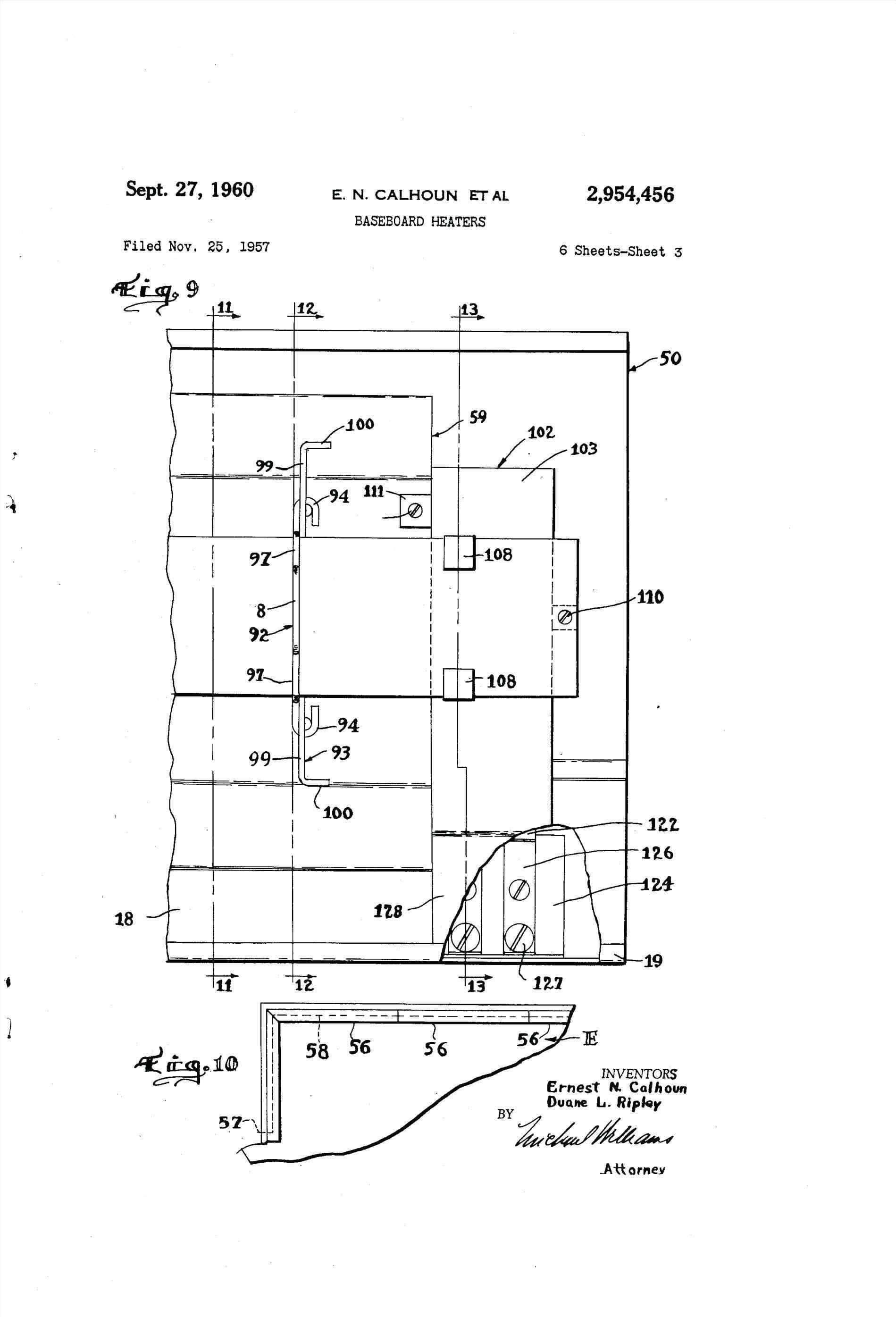 Fahrenheat Baseboard Heater Wiring Diagram - fahrenheat ... on