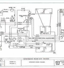 ezgo starter generator wiring diagram [ 2090 x 1592 Pixel ]