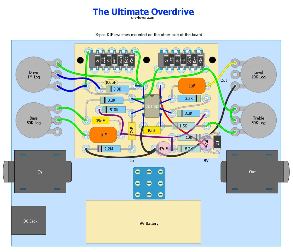 medium resolution of input jack wiring diagram