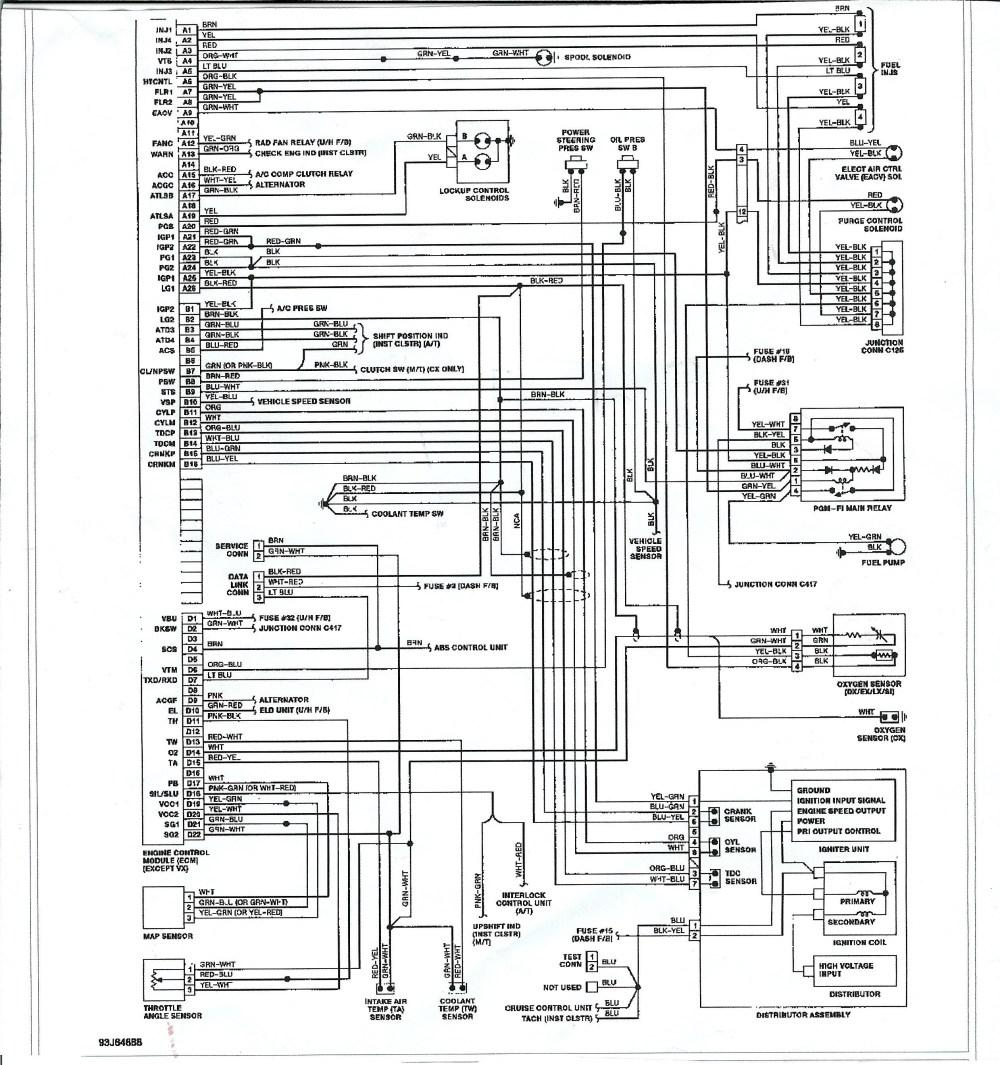 medium resolution of ac wiring diagram honda civic 2008 honda fit wiring diagrams hatchback honda civic alternator diagram