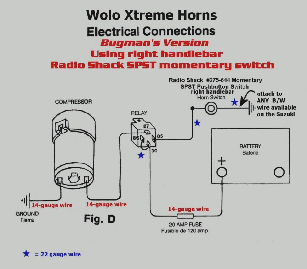 medium resolution of trend air horn wiring diagram pdf free coachedby me
