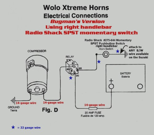 small resolution of trend air horn wiring diagram pdf free coachedby me