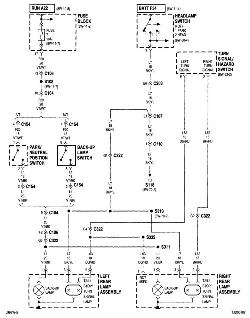 small resolution of 2004 jeep trailer wiring diagram 5 wire wiring diagram toolboxwiring diagram for 2004 jeep rubicon wiring