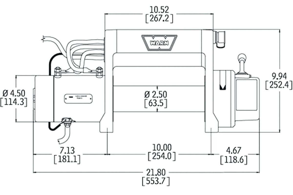 hight resolution of electric winch wiring diagram and front bumper new warn m8000 in