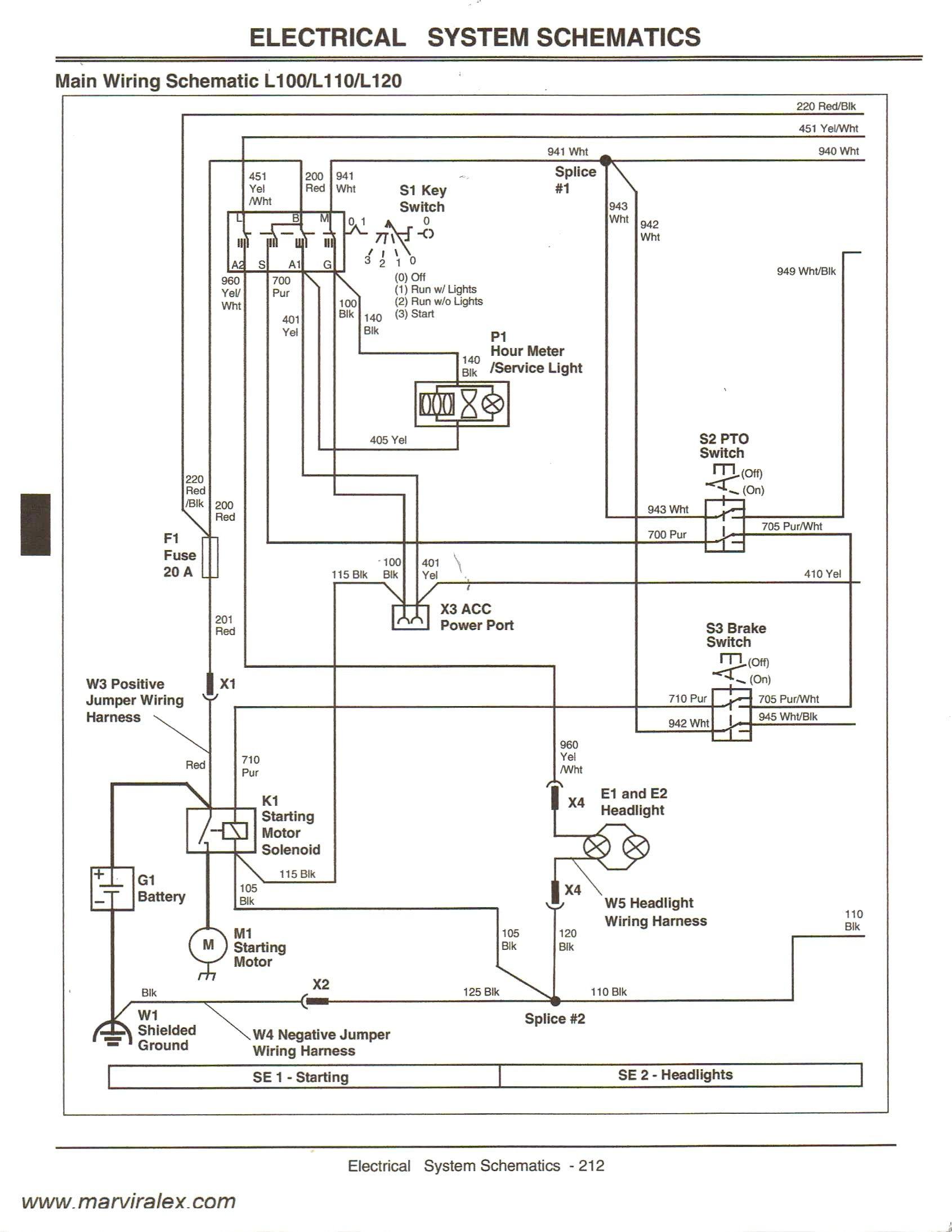 hight resolution of john deere x740 wiring diagram wiring diagram centrewrg 9867 john deere la125 wiring diagramjohn deere