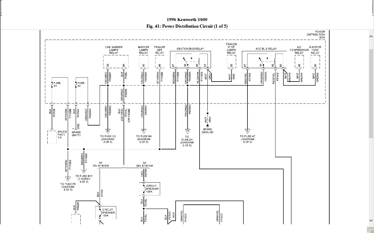 hight resolution of fuse box diagram on kenworth t600 turn signal wiring diagrams data 2001 kenworth t800 wiring manual