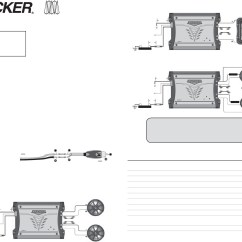 Kicker L7 Wiring Diagram 4 Ohm Healthy Food Dual 15 Library
