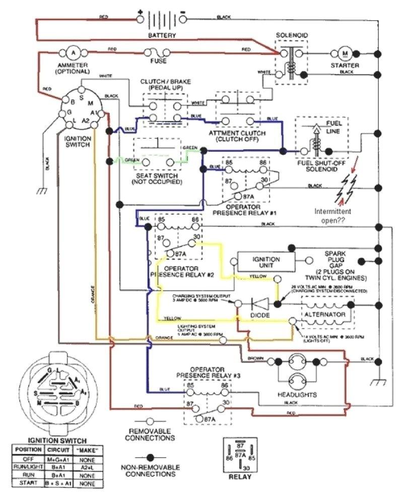 32 Kohler Starter Solenoid Wiring Diagram