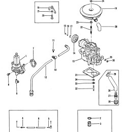 3 0 mercruiser fuel pump wiring diagram fuel pump and carburetor old design for mercruiser 120 h p 2 5l140 h p 3 0l r [ 2160 x 2596 Pixel ]