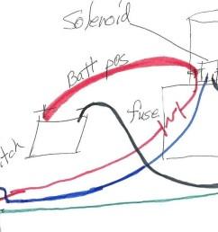mercury trim wiring diagram circuit diagram symbols u2022 mercury outboard wiring diagram mercruiser tilt trim [ 1379 x 926 Pixel ]