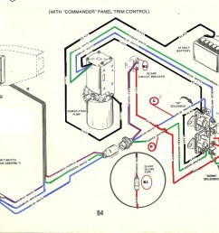 wiring diagram for mercury outboard motor tilt and trim mercru t n mercur full [ 1274 x 792 Pixel ]