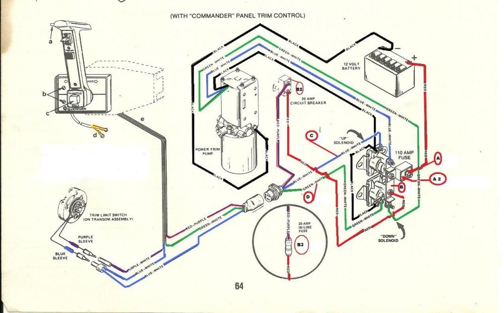 medium resolution of wiring diagram for mercury outboard motor tilt and trim mercru t n mercur full