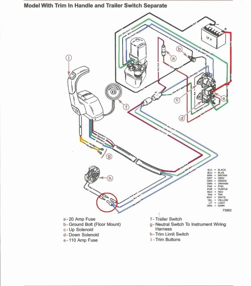 small resolution of evinrude trim gauge wiring diagram