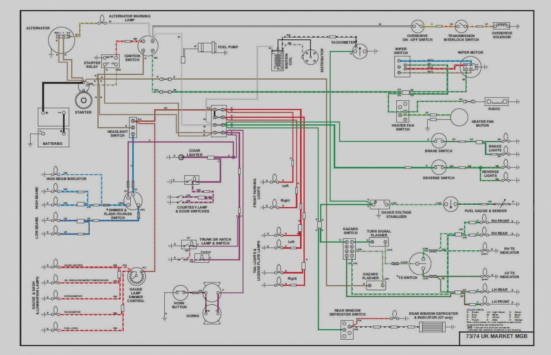 Mgb Fuse Box Diagram - Wiring Diagrams