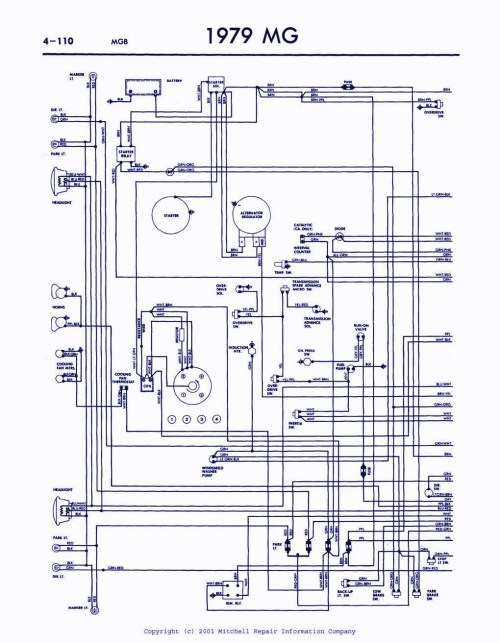 small resolution of 79 mg midget wiring diagram data wiring diagram 1976 mg midget distributor wiring diagram