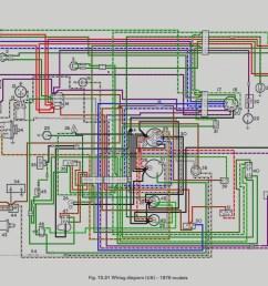 1975 mgb wiring diagram wire center u2022 rh mitomler co v6 engine mgb engine conversions [ 1400 x 990 Pixel ]