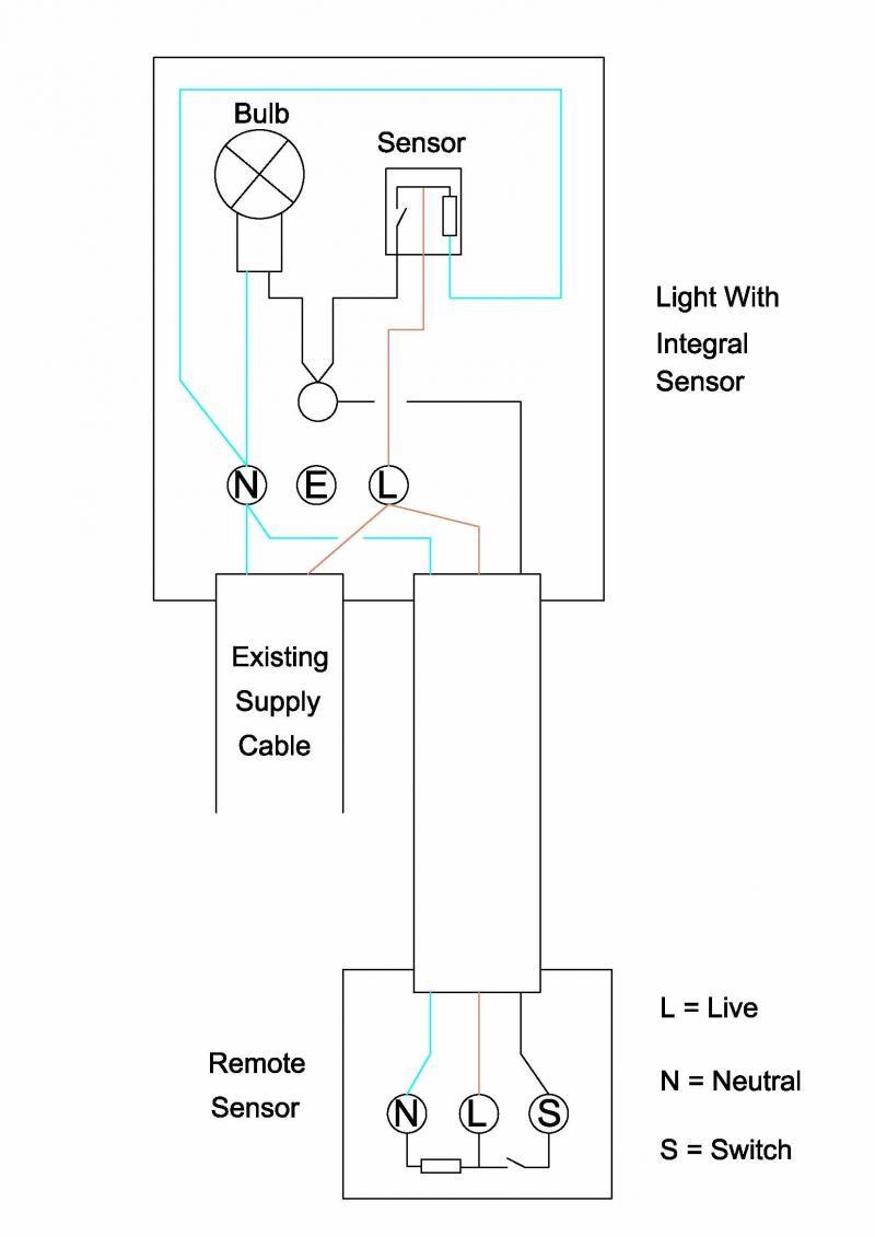 Motion Sensor Light Switch Wiring Diagram Inspirational