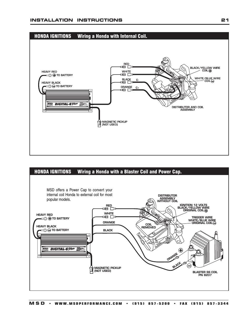 Digital 6 Wiring Diagram Wiring Diagrams