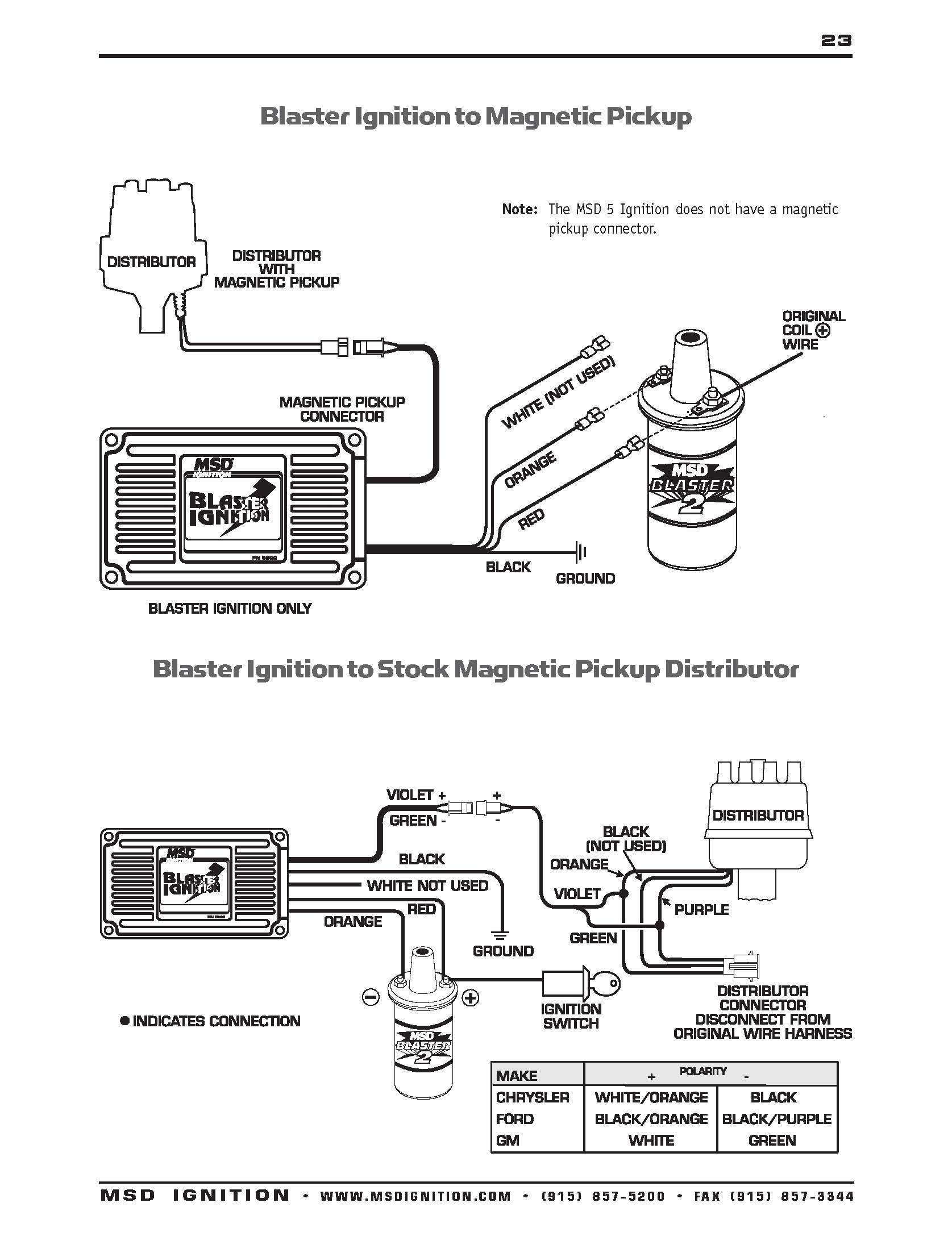 hight resolution of msd ignition wiring diagram