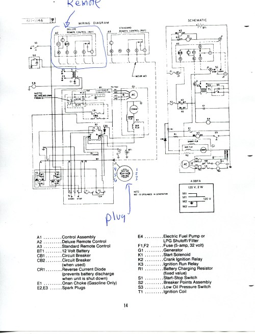 small resolution of onan generator remote start switch wiring diagram diagrams