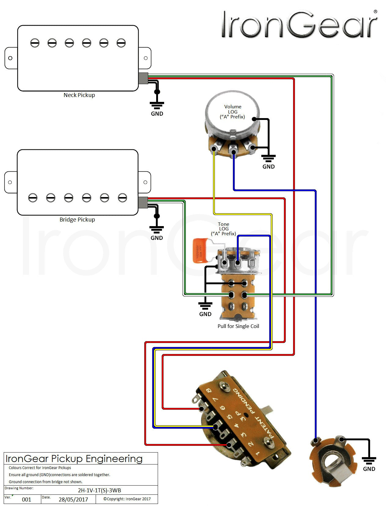 gibson les paul p90 wiring diagram ford radio guitar library
