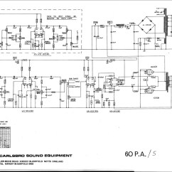 Peavey T 60 Wiring Diagram Rf Tx And Rx Circuit 40 T60 Library