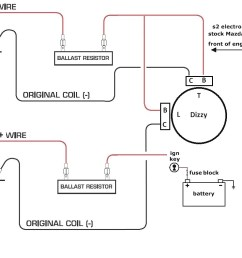 wrg 4272 ford pertronix electronic ignition wiring diagram pertronix wiring diagram 1955 thunderbird wire center [ 1099 x 791 Pixel ]
