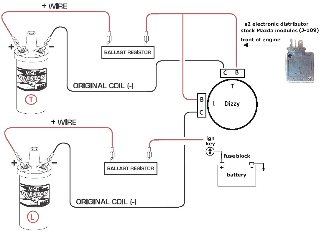 hight resolution of pertronix wiring diagram