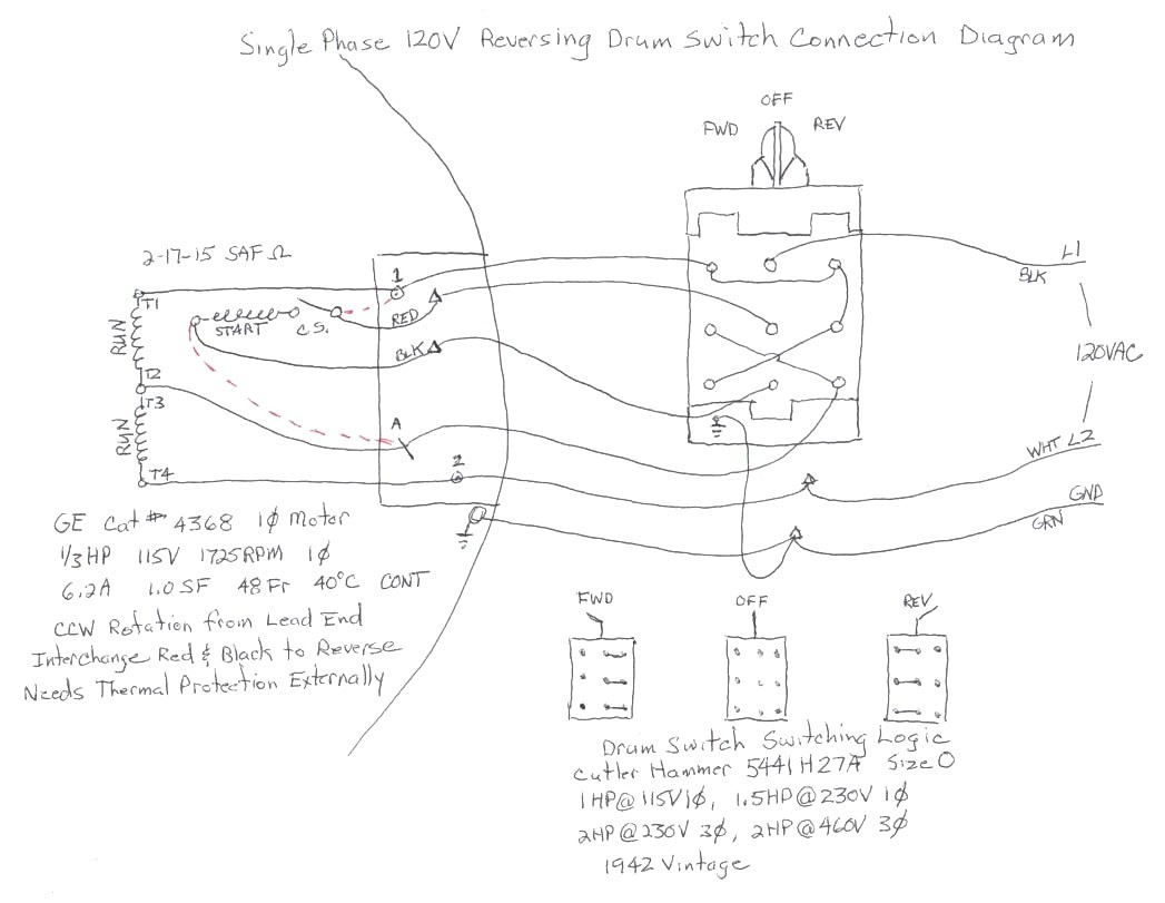 Motor Reversing Drum Switch Wiring Diagram - 16.7.kenmo-lp.de • on single phase motor winding diagram, us motors wiring diagram, reversible single phase motor wiring diagram, forward reverse motor control diagram, split phase motor diagram, 4 wire dc motor diagram, wound rotor motor diagram, relay wiring diagram, reversing switch wiring diagram, single phase reversing contactor diagram, ac motor schematic diagram, single-phase motor reversing diagram, ac motor speed control diagram, reversible bedding, ac induction motor diagram, 240 well pump wiring diagram, start capacitor wiring diagram, dayton motors wiring diagram, dayton thermostat wiring diagram, electric motor diagram,
