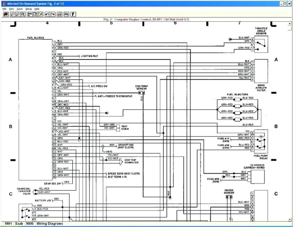 medium resolution of 1996 saab 9000 wiring diagram wiring diagram inside 1997 saab 9000 wiring diagrams saab 9000 wiring diagram
