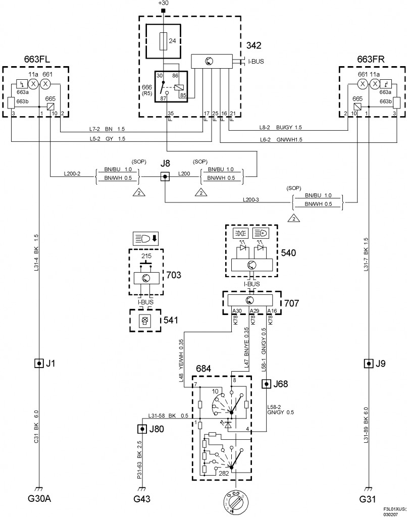 2403 2003 Saab 9 3 Convertible Wiring Diagram PDF Download