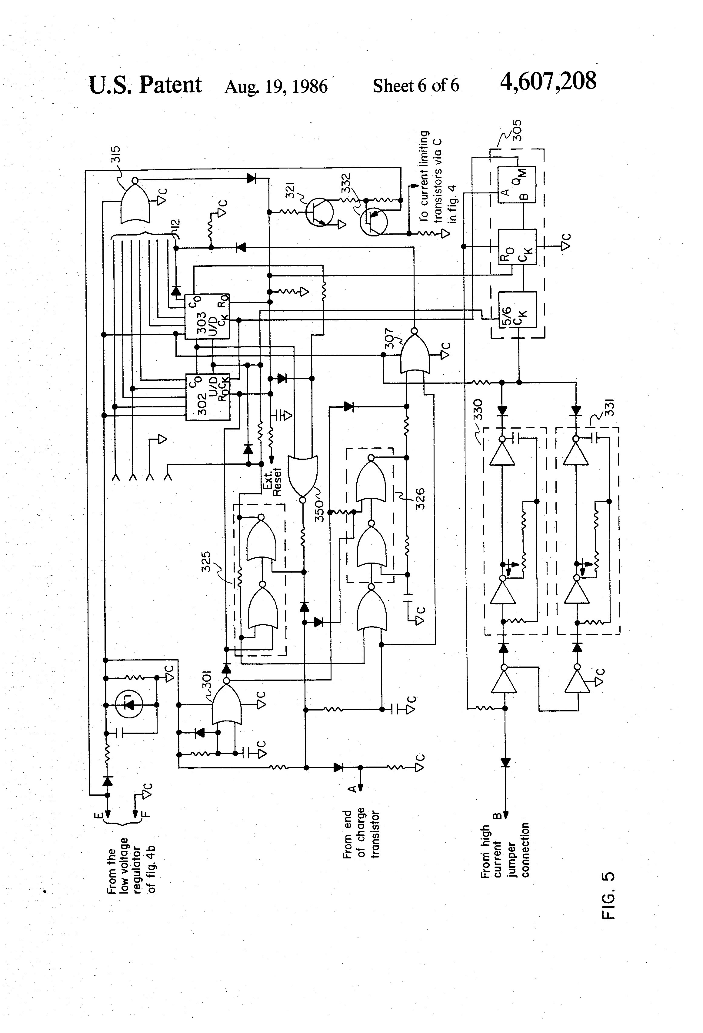 Battery Charger Circuit Diagram On Schumacher Battery