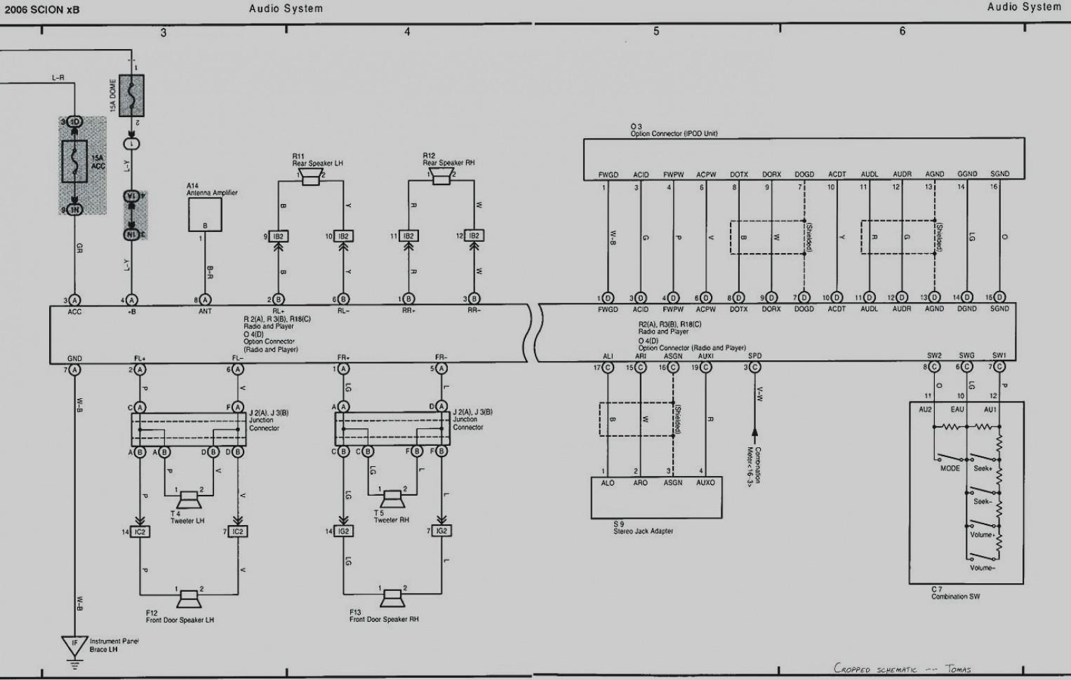 [DIAGRAM] 2006 Scion Fuse Diagram
