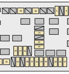 2008 toyota land cruiser fuse box diagram block and schematic 1994 toyota 4runner fuse diagram 2005 [ 1296 x 752 Pixel ]