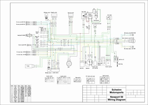 small resolution of taotao 50 wiring diagram wiring diagram third level tao tao scooter wire diagram tao tao vip