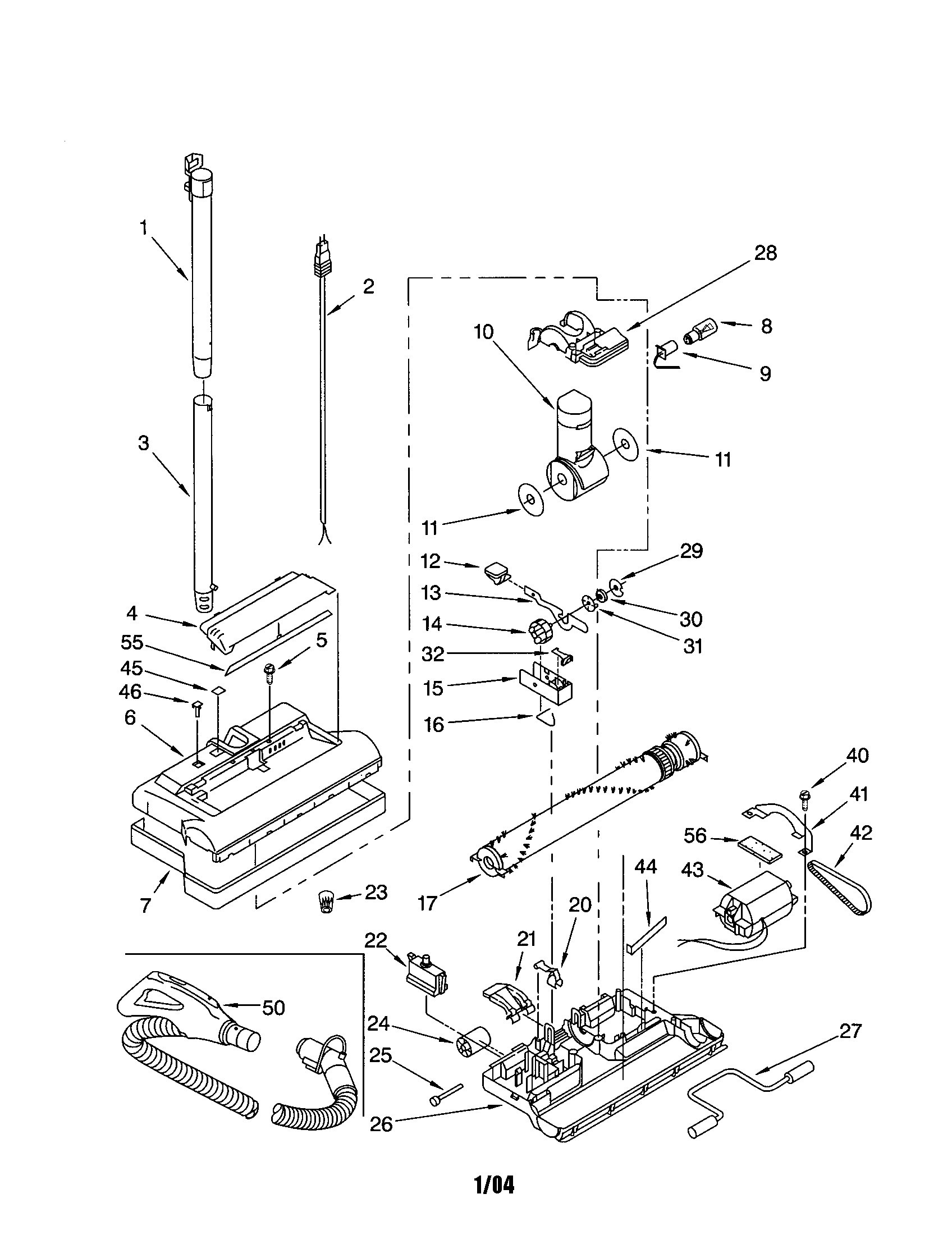 hight resolution of shop vac wiring diagram wiring library sanitaire vacuum parts diagram kenmore vacuum wiring diagram wire center