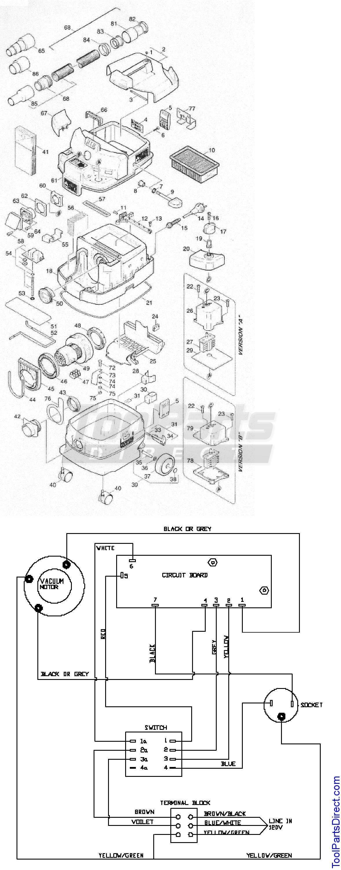 hight resolution of craftsman shop vac wiring diagram somurich com wiring oreck vacuum craftsman shop vac wiring diagram wiring
