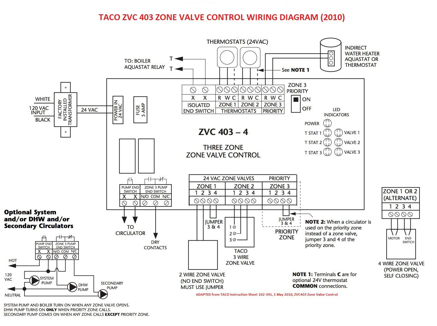 hight resolution of taco sr501 4 wiring diagram wiring diagram name taco relay wiring diagram