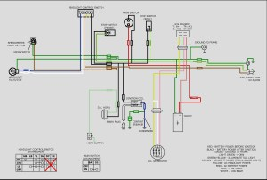 [WRG4669] Tao Tao Vip 50cc Scooter Wiring Diagram