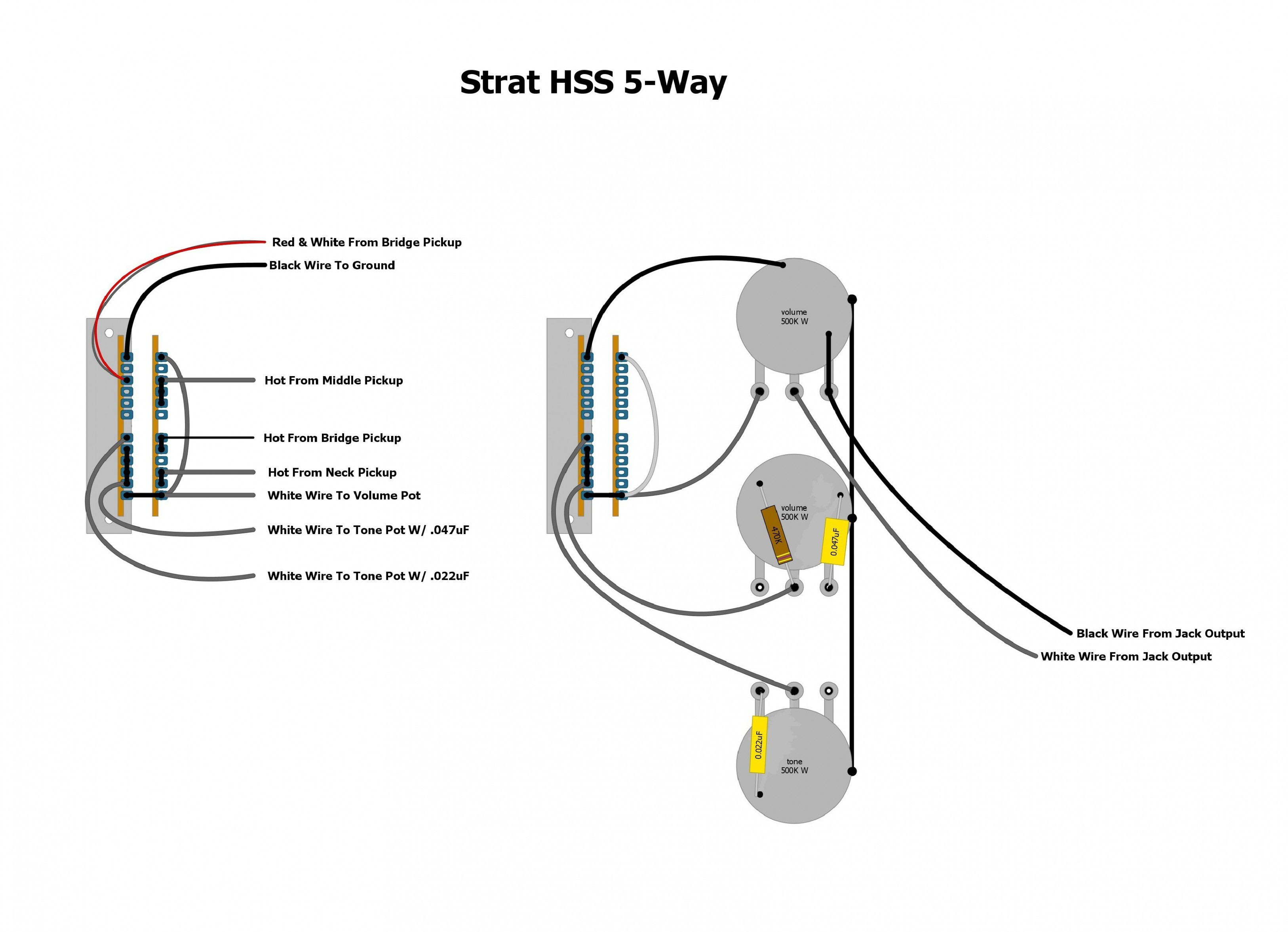 Tele Wiring Diagram Awesome