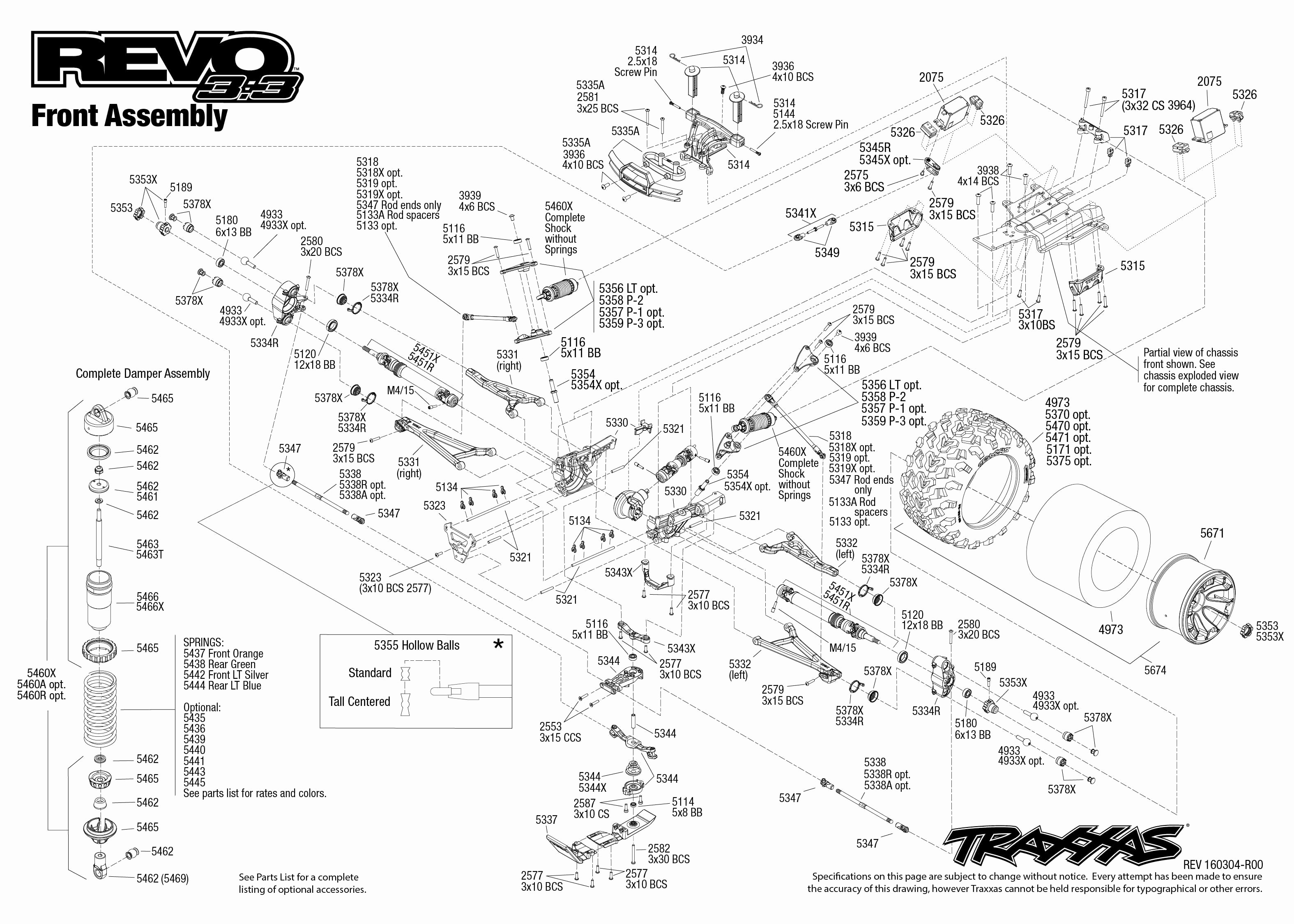 [WRG-0526] Traxxas Slash 4x4 Wiring Diagram